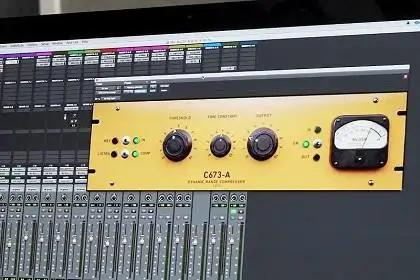 Exploring The Digital Control And Analog Sounds Of The McDSP APB-16 Processing Box