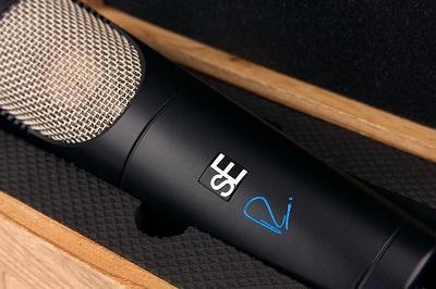Win A sE Electronics & Rupert Neve Designs RNT Microphone