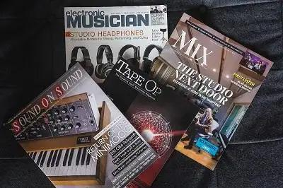 Best Magazines for Recording and Mixing Tips
