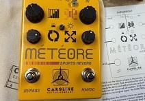 Meet Caroline Guitar Company's Météore VK Exclusive