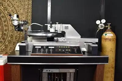 Historic Scully LS-76 Lathe From Infrasonic Mastering Goes Up For Sale