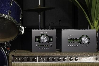 First Listen: Universal Audio Apollo Twin X And Apollo x4 Thunderbolt 3 Audio Interfaces