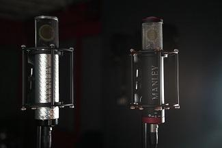Fresh Listen: Manley Reference Silver Microphone And Reference Cardioid Microphone