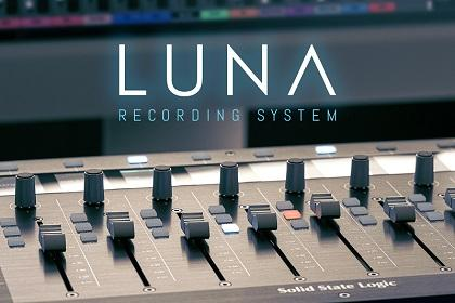 Universal Audio's LUNA 1.2 Delivers Control Surface Support & Sidechaining