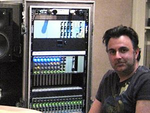 Tim Palmer Mixes Tradition With New Technology At 62 Studio