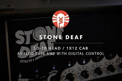 Stone Deaf SD-30 Delivers Power And Punch With Options