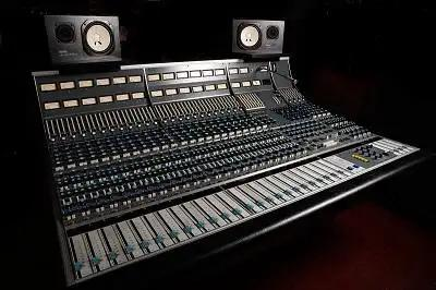 The Art of Vintage Recording Console Restoration