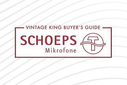 Buyer's Guide: Schoeps Mikrofone