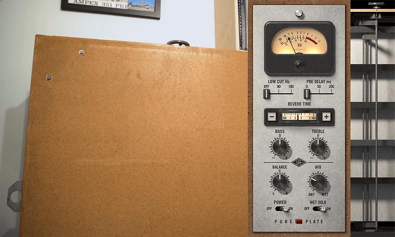 VK Shootout: Vintage EMT 140 Plate Reverb vs. Reverb Plug-Ins