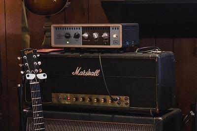 Vintage King Demos The Universal Audio OX Amp Top Box