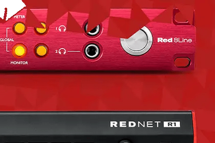 Focusrite Pro's At Home, At Home Offers Up Education On RedNet And Dante