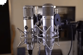 VK Shootout: Flea 47 vs. Vintage Neumann U47
