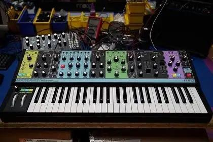Buyer's Guide: Moog Music