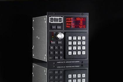 AMS Revives Classic RMX16 Reverb For 500 Series Racks
