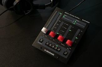 First Listen: TC Electronic DVR250-DT Digital Vintage Reverb Controller