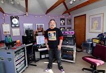 Ross Hogarth Talks Hybrid Mixing At Vintage King Nashville