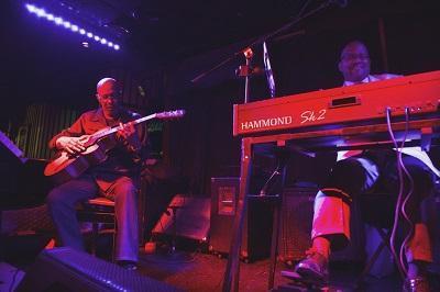 Vintage King Transforms The Sound of Baker's Keyboard Lounge