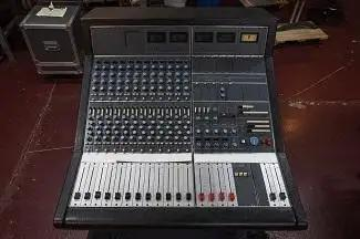 Around The Shop: Neve 5315 Recording Console