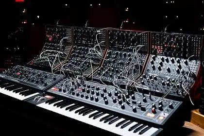 Moog Goes Dark With New Versions Of The Matriarch And Grandmother
