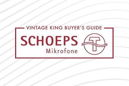 Buyer's Guide: Schoeps Mikrofone