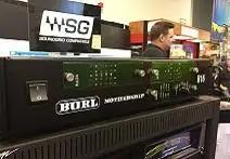 Burl Audio's New Mothership Touches Down At NAMM