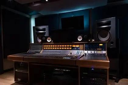 Blue West Channels Classic API Punch With New 2448 Console