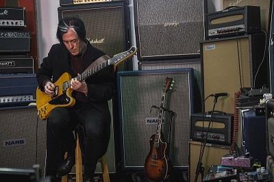Troy Van Leeuwen Talks Echopark Guitars And Vintage Gear