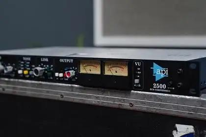 VK Shootout: API 2500 vs. API 529 And Plug-In Emulations