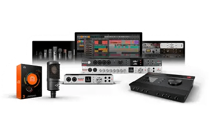 Purchase Any Antelope Audio Synergy Core Interface And Get Free Mic, FX, And DAW Software