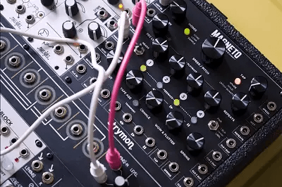 The Tape Delay And Echo Of Strymon's Magneto