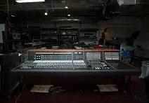 Around The Shop: API 32-Channel Console