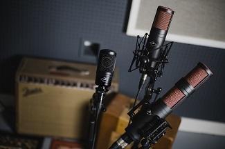 First Listen: Antelope Audio Edge Modeling Microphones
