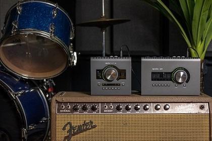 Buy A Universal Audio Apollo x4 or Apollo Twin Interface And Get Auto-Tune, Manley & UA Plug-Ins Free
