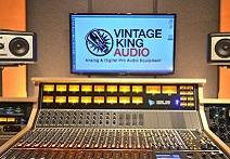 Vintage King Offers Financing Deal On API Consoles