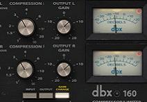 Waves Creates Vintage-Styled dbx 160 Plug-in
