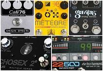 Scotty I's Favorite Guitar Pedals Of 2015