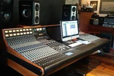 Michael Marquart Opts For API Legacy AXS Console From Vintage King