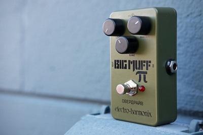 Electro-Harmonix Releases New Green Russian Big Muff