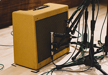 The Basics of Recording Electric Guitar