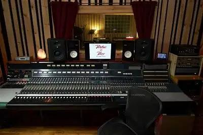 Anthony Gallo Makes The Move To A Neve 8026 Console