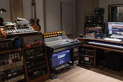 Heavy Melody Music And Heavyocity Bring In New API 1608-II Recording Console