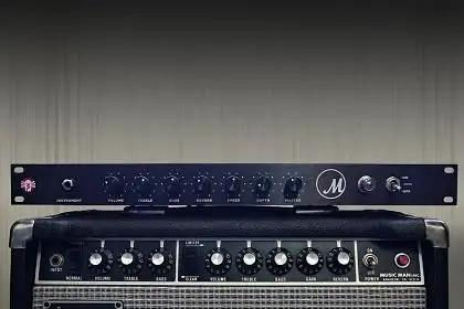 Milkman Sound And Vintage King Collab On The Amp Rackmount Edition