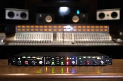 Warming Your Digital Signal With Rupert Neve Design's New Master Buss Converter