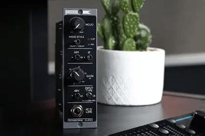 Quick Hits: Cranborne Audio Camden 500 Microphone Preamp
