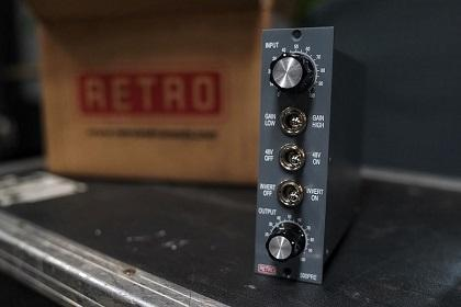 First Listen: Retro Instruments 500PRE