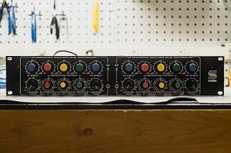 Around The Shop: Sontec MEP-250A Parametric Equalizer