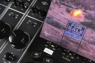 Around The Shop: Arcade Fire's Custom Universal Audio 610 Console