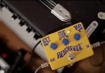 Classic Fuzz Pedal From Frantone Comes To Vintage King