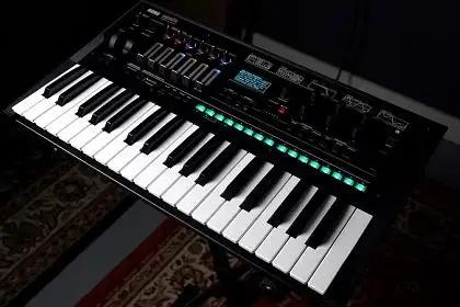 Korg Reimagines FM Synthesis With The opsix Altered FM Synthesizer