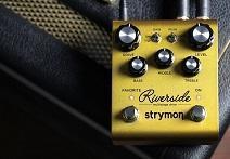 The Strymon Riverside Offers A New Alternative In Gain